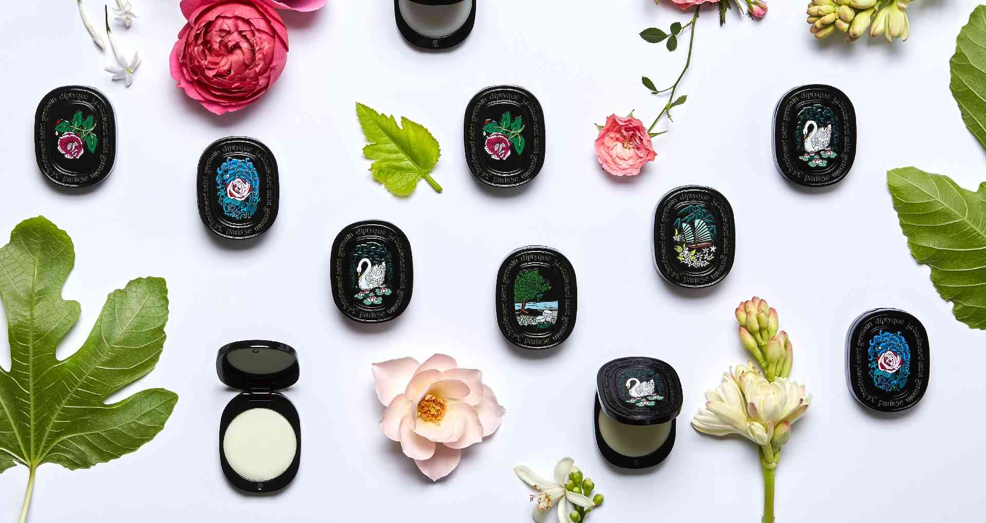 New Solid Perfume