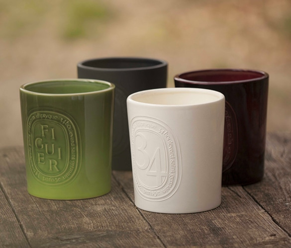 Scented Indoor - Outdoor Candles